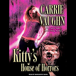 Kitty's House of Horrors Audiobook