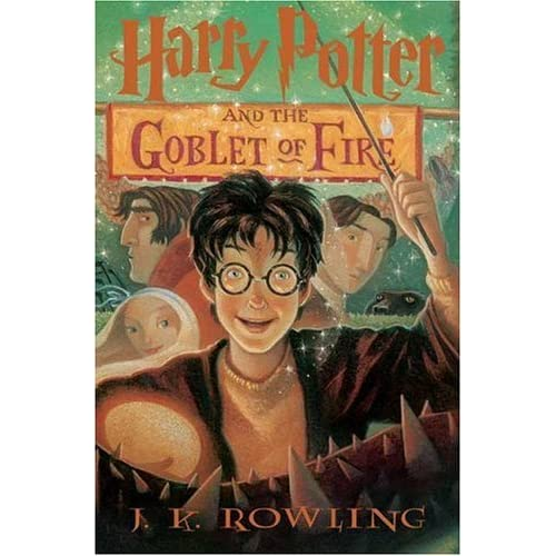 goblet of fire cover