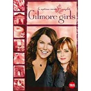 Gilmore Girls: L'integrale de la saison 7 - Coffret 6 DVD [Import belge]