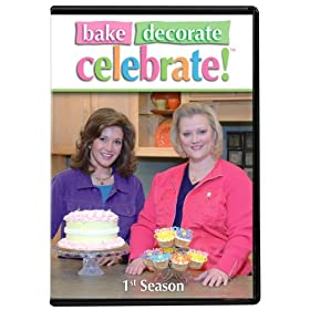 Wilton BAKE DECORATE CELEBRATE DVD