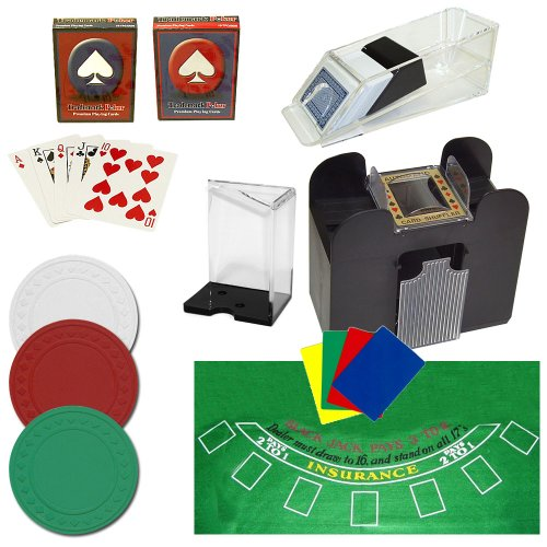 Professional Blackjack Set 10-BJPROSET