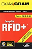 img - for RFID+ Exam Cram book / textbook / text book