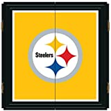 Imperial Pittsburgh Steelers Extreme Fan Dart Cabinet