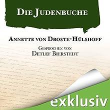 Die Judenbuche Hörbuch von Annette von Droste-Hülshoff Gesprochen von: Detlef Bierstedt