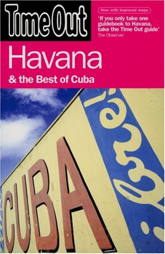 Time Out Havana (Time Out Guides)