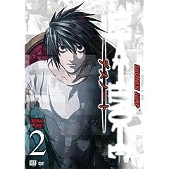DVD Anime Death Note pela Playarte no fim de 2008…