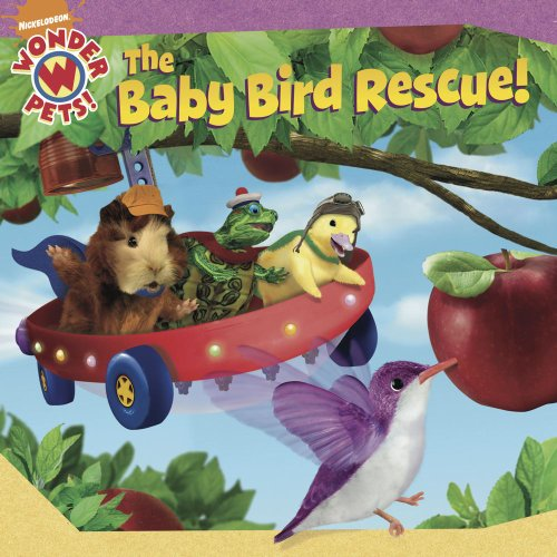 The Baby Bird Rescue! (Wonder Pets!)