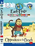 Early Lingo Opposites at The Beach DVD (Part 3 Mandarin Chinese)