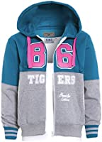 Girls Full Tracksuit Jacket and Joggers Ages 7 - 13