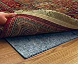 5110sLfFwCL. SL160  Durable, Reversible 8 X 10 Premium Movenot Rug Pad(TM) for Hard Surfaces and Carpet