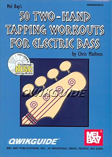 50 TWOHAND TAPPING WORKOUTS FOR ELECTRIC (Qwik Guide Series)