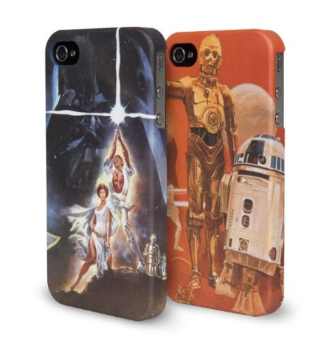 POWER-A-CPFA000536-Star-Wars-Saga-Case-Series-for-iPhone-44S-1-Pack-Poster-Artwork
