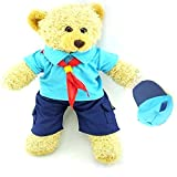 Beaver Bear Scout Outfit Teddy Bear Clothes fit Build a Bear factory Teddies