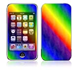 Apple iPod Touch (1st Gen) Skin Decal Sticker - Rainbow