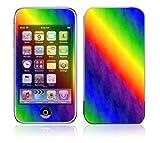 Apple iPod Touch (1st Gen) Skin Decal Sticker - Rainbow