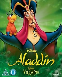 Aladdin (Special O-ring Artwork Edition) [Blu-ray] [Region Free]