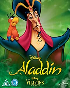 Aladdin (Special O-ring Artwork Edition) [Blu-ray] [Region Free]