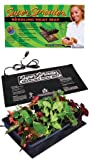 National Garden Wholesale Super Sprouter Seedling Heat Mat, 10 by 21-Inch