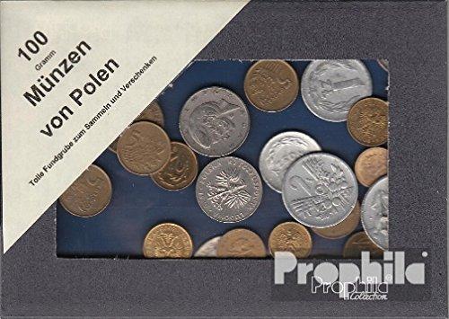 Pologne 100 grammes monnaies au poids (Coins pour les collectionneurs)