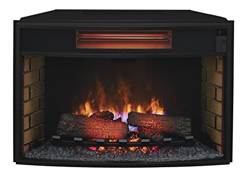 Classic Flame 32ii310gra Infrared Spectrafire Plus Insert With Safer Plug 32 Inch Reviews