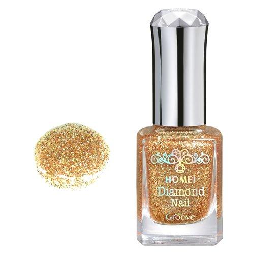HOMEI ダイヤモンドネイルポリッシュ Dー20 ブロンドダイヤモンド