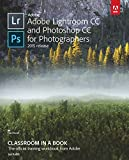 img - for Adobe Lightroom and Photoshop CC for Photographers Classroom in a Book book / textbook / text book