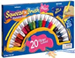 Squeeze N Brush Childrens Non Toxic W...