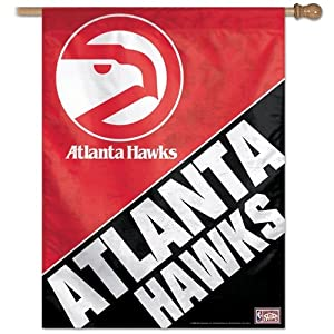 NBA WinCraft Atlanta Hawks Hardwood Classics 27 x 37 Vertical Flag by WinCraft