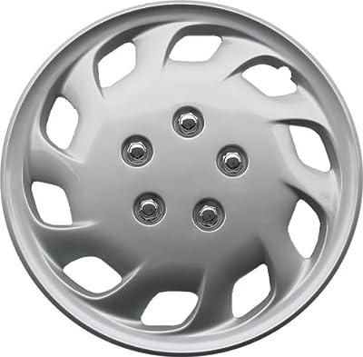 "Drive Accessories KT-825-15S/L, Pontiac Gran Prix, 15"" Silver Replica Wheel Cover, (Set of 4)"