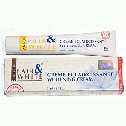 Fair & White Cream Eclaircissante Whitening Cream
