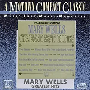 Mary Wells - Greatest Hits