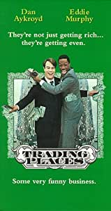 Trading Places [VHS]
