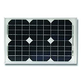 Go Power! GP-RV-10 10-Watt Solar Kit
