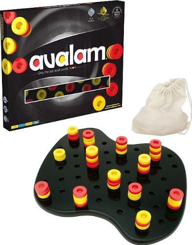 Asmodee - AVA01 - Jeu de stratégie - Avalam