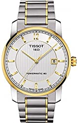 Tissot T-Classic Automatic Mens Watch T0874075503700