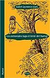 img - for Los inmortales bajo el lente del humor (Spanish Edition) book / textbook / text book