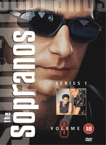 The Sopranos: Series 1 (Vol. 3) [DVD]