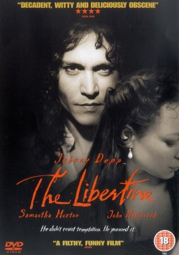 The Libertine [DVD]
