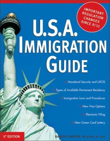 USA Immigration Guide, 5E