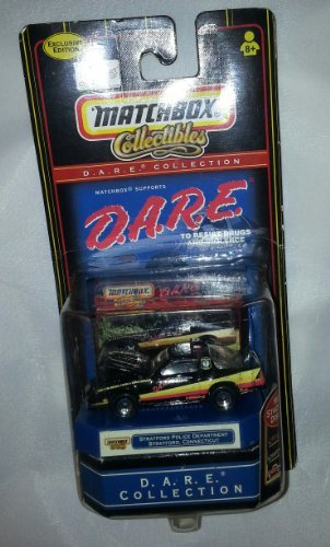 Matchbox Collectibles D.A.R.E. Collection: Stratford Police Department - 1