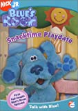 echange, troc Blue's Clues: Blue's Room Snacktime Playdate [Import USA Zone 1]