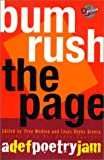 img - for Bum Rush the Page: A Def Poetry Jam book / textbook / text book