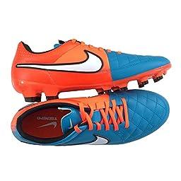 Nike Tiempo Fenio Leather FG Men\'s Soccer Cleats (9)