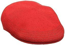 Kangol Men's Ventair 504 Cap, Scarlet, XX-Large