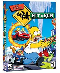 The Simpsons: Hit and Run from Vivendi Universal