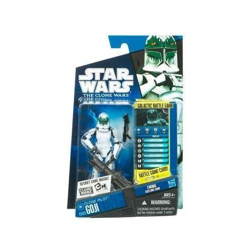 Star Wars The Clone Wars Clone Pilot Goji CW28 20809 günstig online kaufen