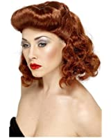 Pin Up - Adult Fancy Dress Wig