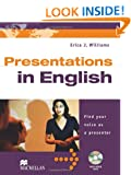Presentations in English: Student's Book DVD Pack