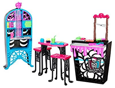 Monster High Social Spots Creepateria Accessory by Monster High