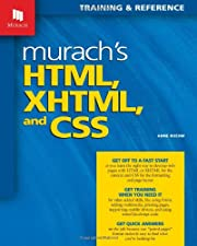 Murach s HTML5 and CSS3 by Anne Boehm